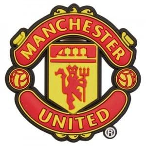 Manchester United 3D Crest Magnet