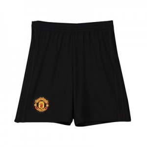 Manchester United Home Shorts 2018-19 - Kids