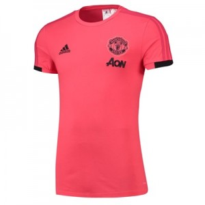 Manchester United Training T-Shirt - Pink