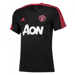Manchester United Training Jersey – Black