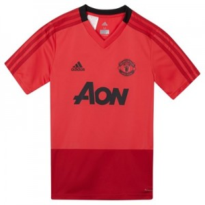 Manchester United Training Jersey - Pink - Kids
