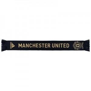 Manchester United Third Scarf – Navy