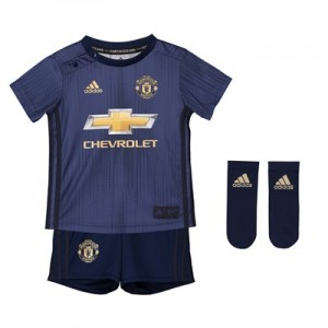 Manchester United Third Baby Kit 2018-19