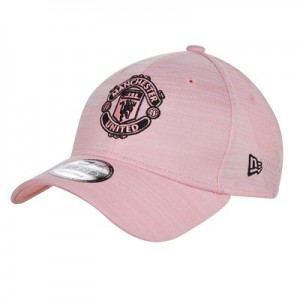 Manchester United New Era 9FORTY Engineered Cap – Pink – Adult
