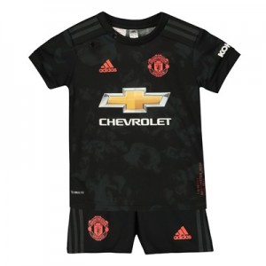 Manchester United Third Baby Kit 2019 - 20