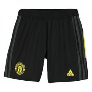 Manchester United Training Short – Black – Kids