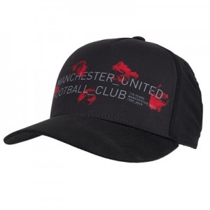 Manchester United Cap – Black