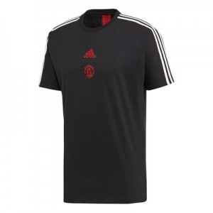 Manchester United Seasonal Tee – Black