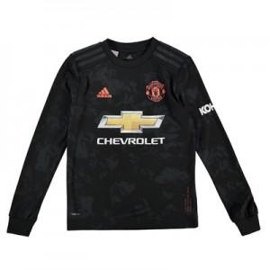 Manchester United Third Shirt 2019 - 20 - Kids - Long Sleeve