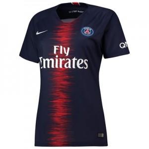 Paris Saint-Germain Home Stadium Shirt 2018-19 - Womens