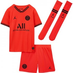 Paris Saint-Germain Away Stadium Kit 2019-20 – Little Kids