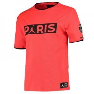 Paris Saint-Germain x Jordan BCFC Poly Replica Top Short Sleeve