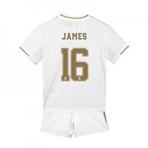 Real Madrid Home Mini Kit 2019 – 20 with James 16 printing