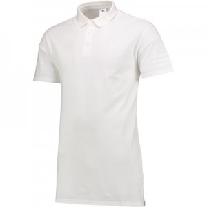 Real Madrid Polo - White