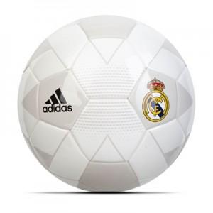 Real Madrid Mini Football - White - Size 1