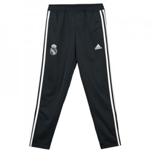 Real Madrid Training Knitted Presentation Pant – Dark Grey – Kids