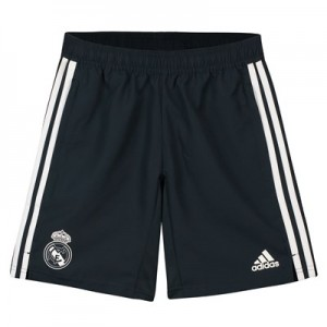 Real Madrid Training Woven Short - Dark Grey - Kids
