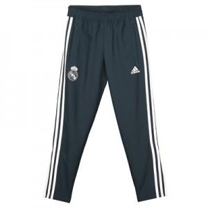 Real Madrid Training Woven Pant - Dark Grey - Kids