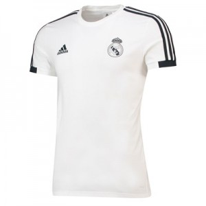 Real Madrid Training T-Shirt – White