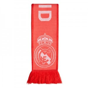 Real Madrid Third Scarf - Red
