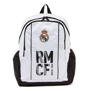 Real Madrid Crest Back Pack - 320 x 170 x 430mm