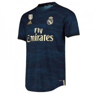 Real Madrid Away Authentic Shirt 2019 - 20
