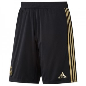 Real Madrid Training Short - Black