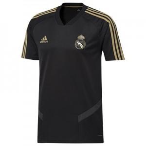 Real Madrid Training Jersey - Black