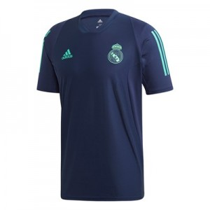 Real Madrid UCL Training Jersey - Navy