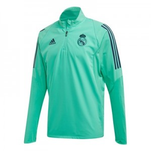 Real Madrid UCL Training Top – Green