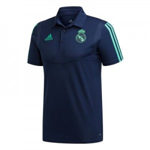 Real Madrid UCL Training Polo – Navy