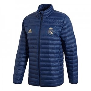 Real Madrid Seasonal Light Jacket - Navy