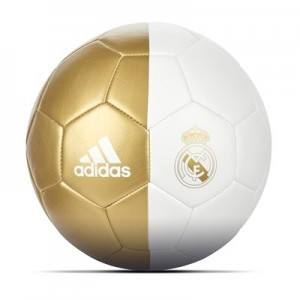 Real Madrid Captains Ball – White