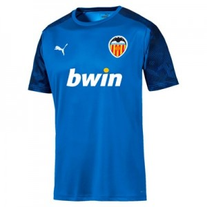 Valencia CF Training Jersey - Blue