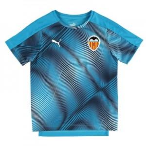 Valencia CF Stadium Jersey – Blue – Kids