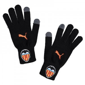 Valencia CF Knitted Gloves – Black