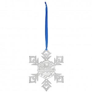 United States Championship Snowflake Ornament