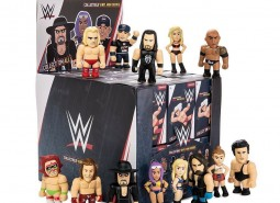 WWE Collectible Vinyl Mini Figure by Kidrobot (1 Figure)