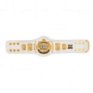 WWE White Winged Eagle Championship Mini Replica Title
