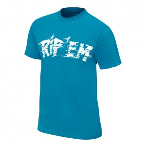 """Hulk Hogan """"Rip Em"""" Retro T-Shirt"""