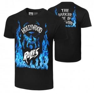 "Hulk Hogan ""Hollywood Rules"" Authentic T-Shirt"