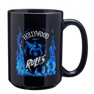 """Hulk Hogan """"Hollywood Rules"""" 15 oz. Mug"""