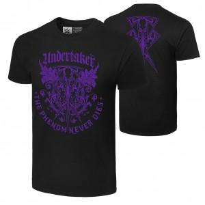 "Undertaker ""The Phenom Never Dies"" Authentic T-Shirt"