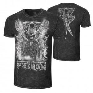 "Undertaker ""The Phenom"" Mineral Wash T-Shirt"