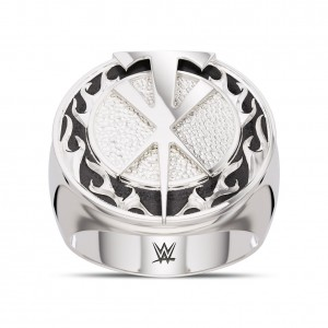Undertaker Bixler Ring in Sterling Silver