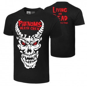 "Undertaker ""Phenom's Death Crew"" Retro T-Shirt"