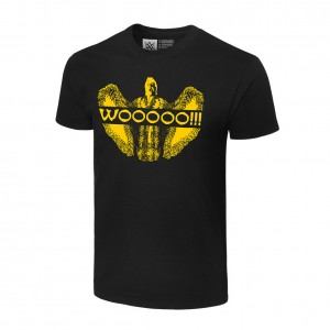 "Ric Flair ""NYC Legends"" Graphic T-Shirt"