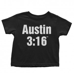 "Stone Cold Steve Austin ""3:16"" Toddler T-Shirt"
