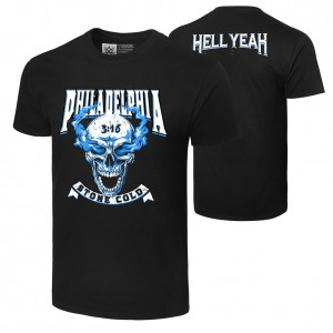 "Stone Cold Steve Austin ""Hell Yeah: Philadelphia"" T-Shirt"