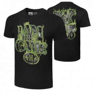 "Triple H ""I Am The Game"" Retro T-Shirt"